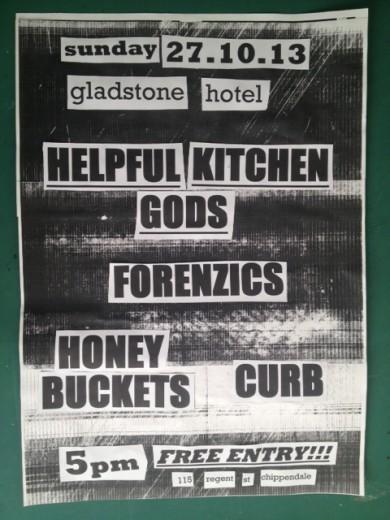 Gladstone Hotel 27-10-2013