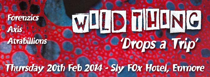 Forenzics_Wild_Thing_Flyer